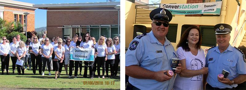 Gympie-Cooloola Partnerships Against Domestic and Family Violence